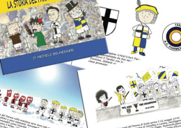 CARTOON OF HISTORY OF PARMA (IN PDF)