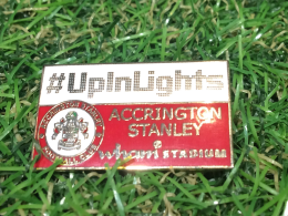 Limited edition Stanley #UpInLights pin-badge