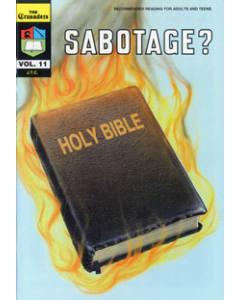 Sabotage - Jack Chick, Chick Publications