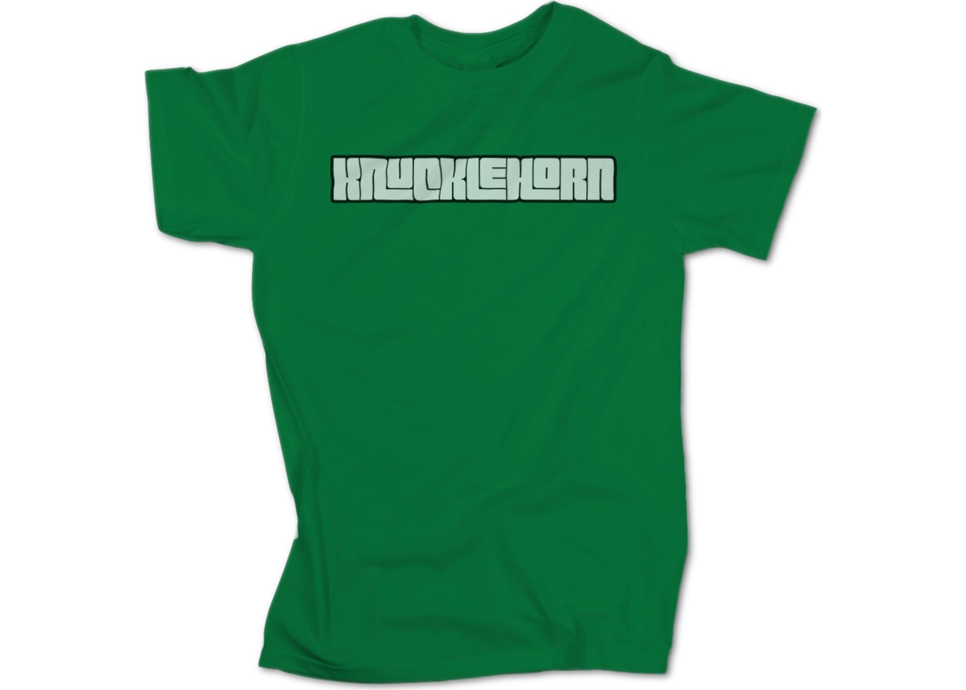 Knucklehorn knucklehorn basic   green 1614190014