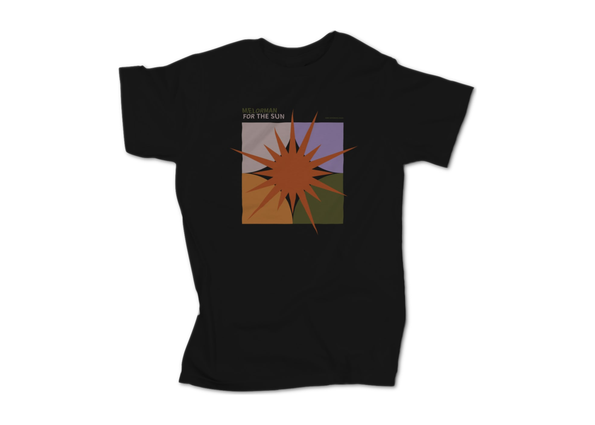 Melorman for the sun black orange 1592830837