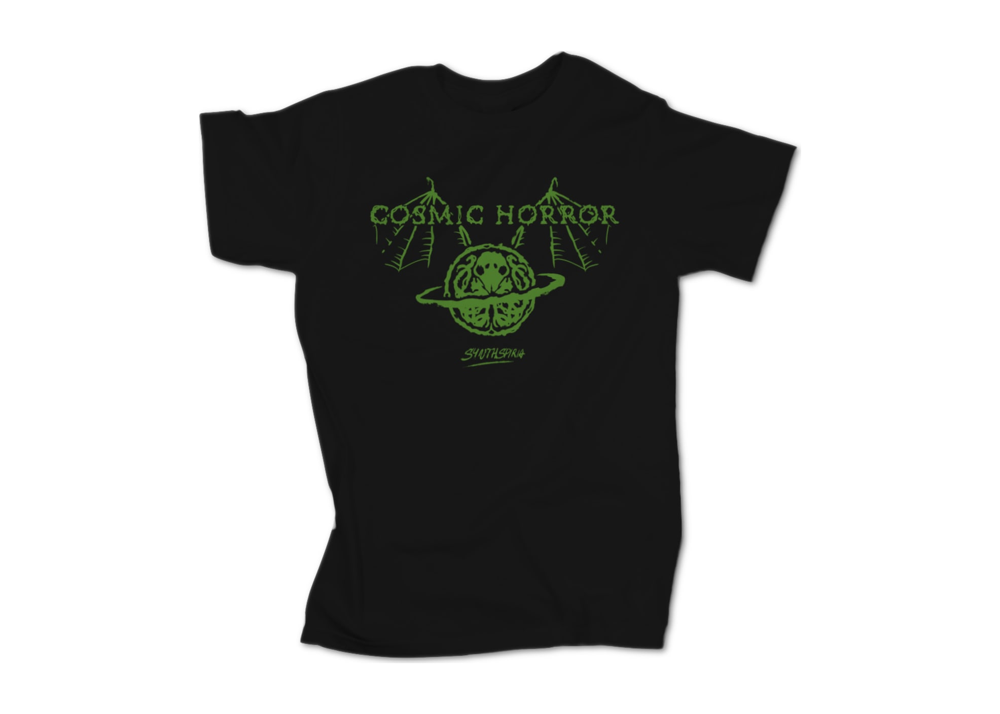 Synthspiria cosmic horror   green 1591017553