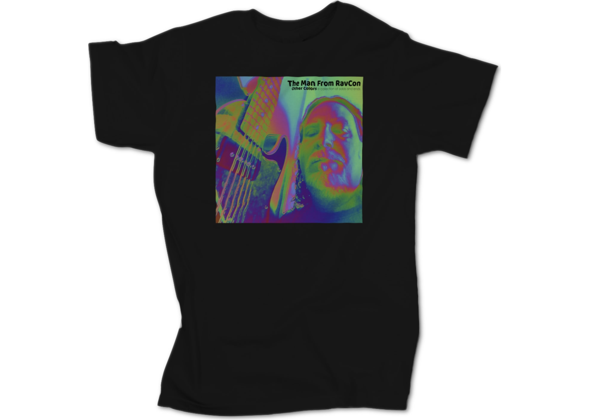 The man from ravcon other colors t shirt 1590690333