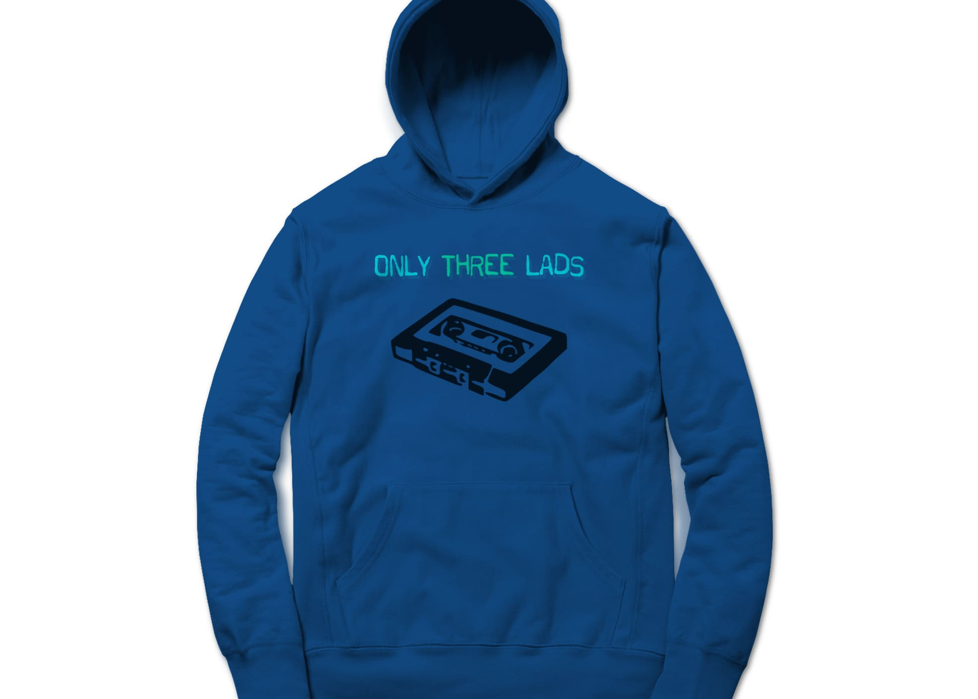 Only three lads o3l   tape  royal blue  1579510877
