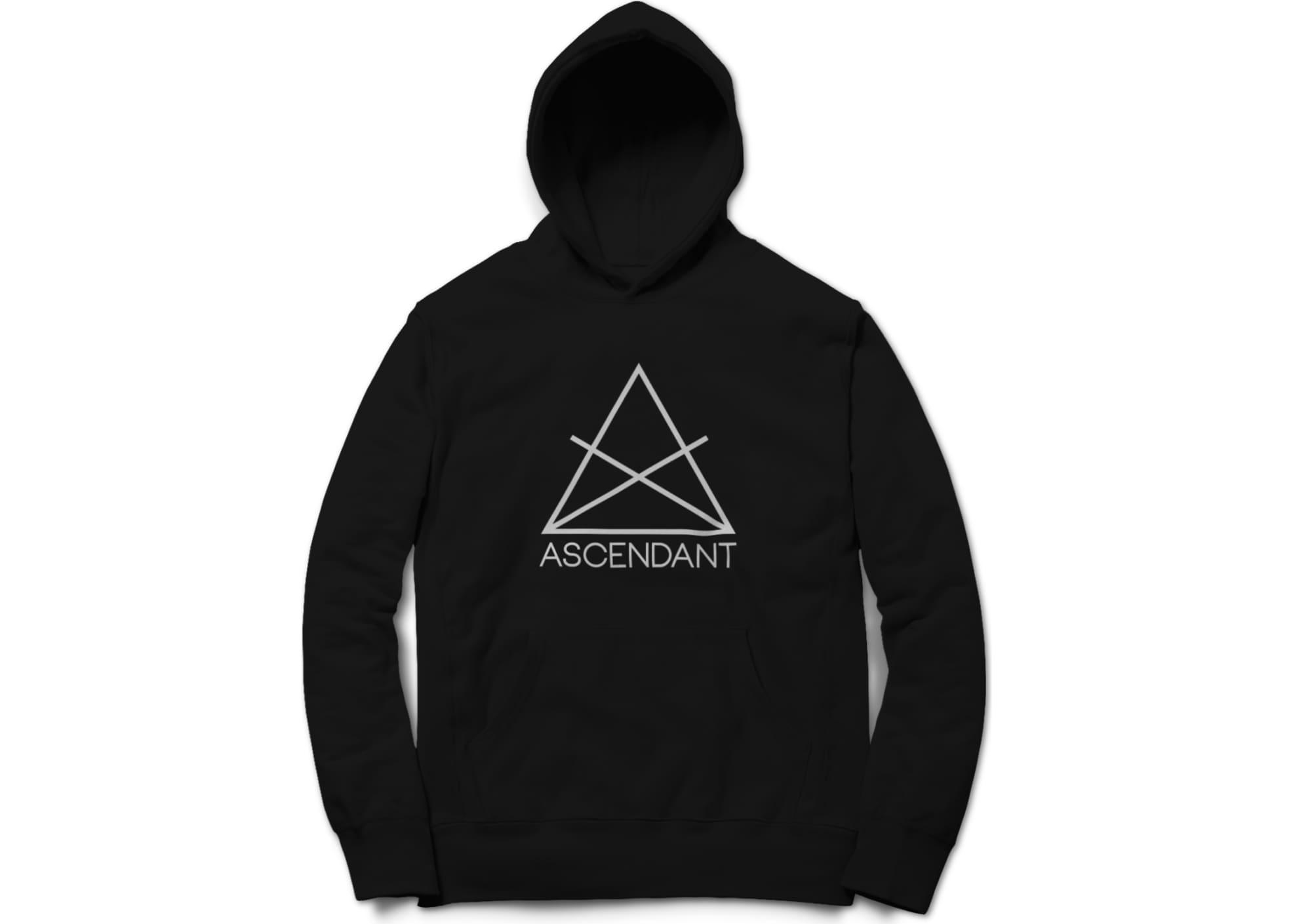 Ascendant official ascendant t shirt paezaj