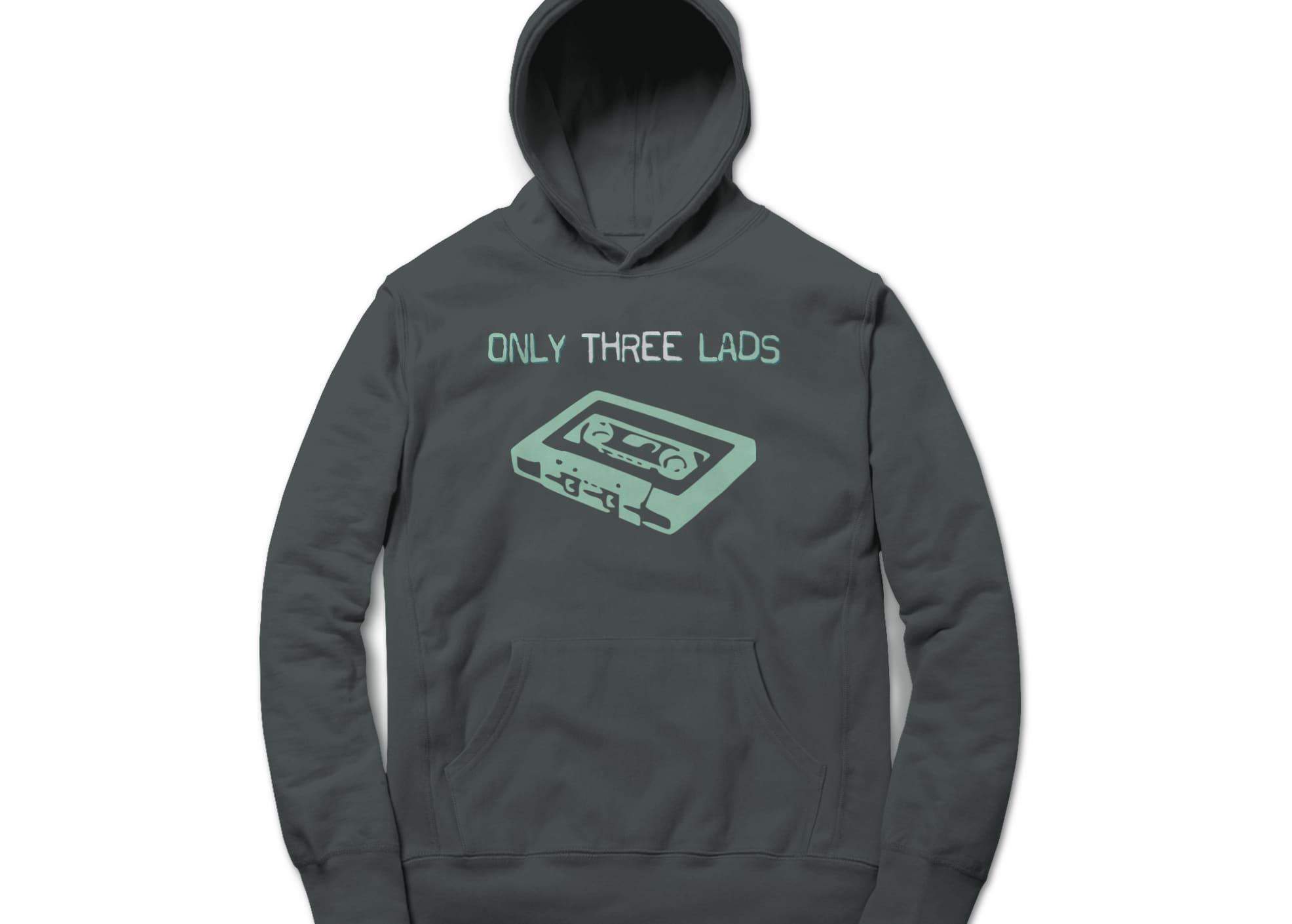 Only three lads o3l   tape  asphalt  1581057024
