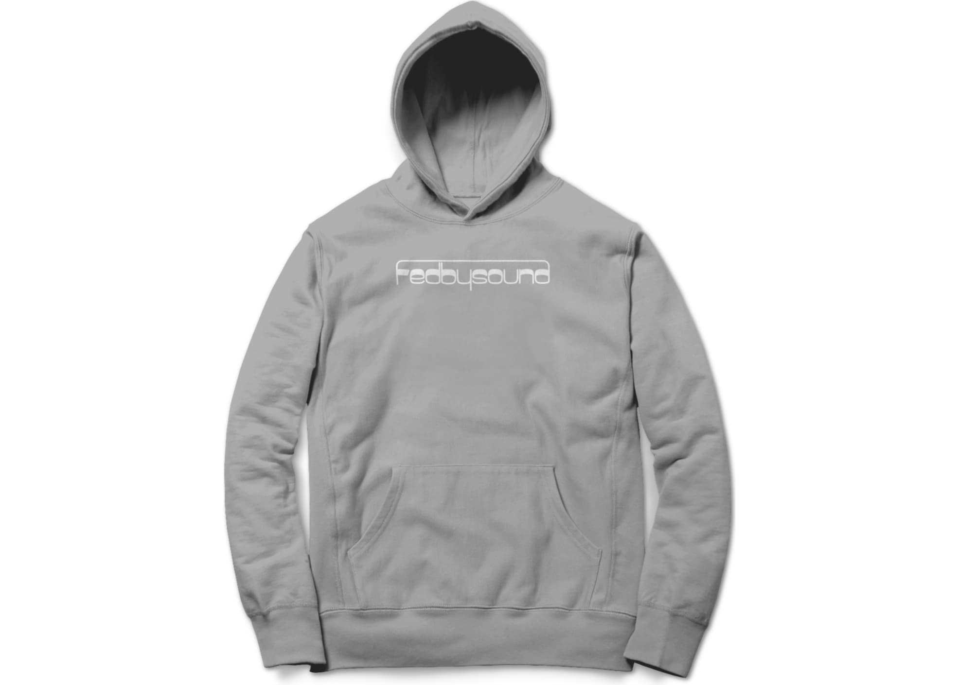 Fedbysound logo  white on gray  1599421908