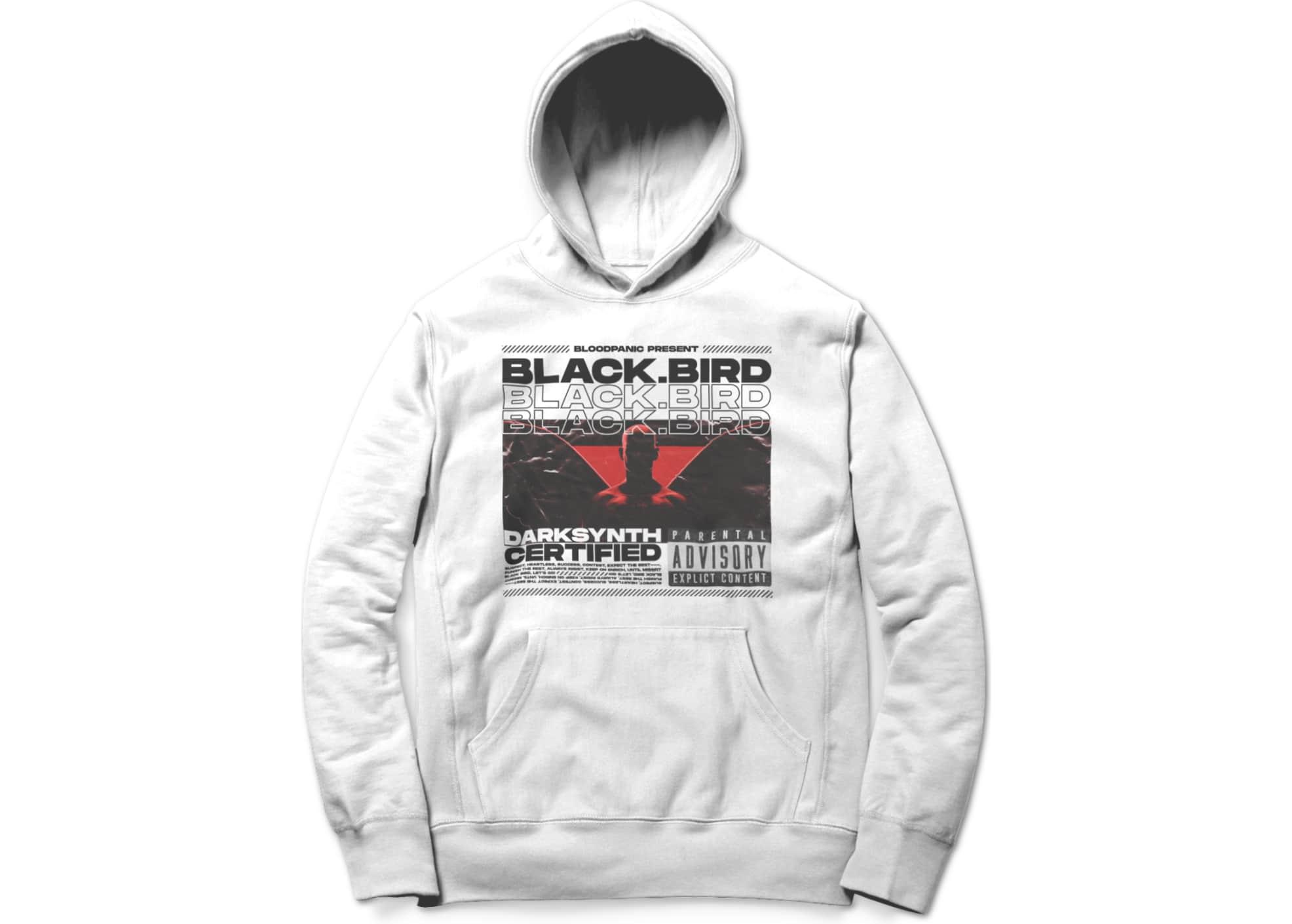 Bloodpanic black bird heavy   white 1622842712