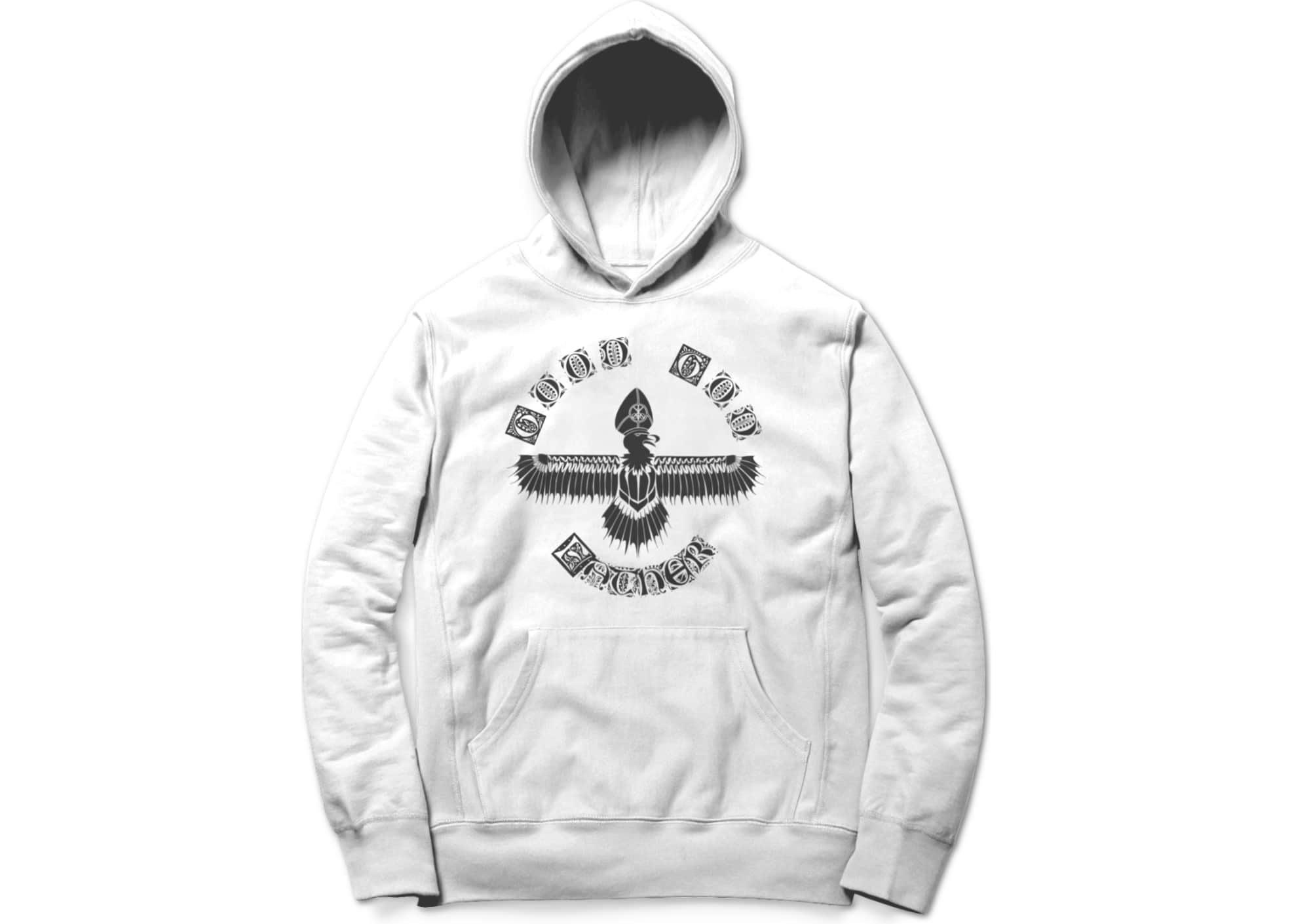 Good god father pope simon vulture ggf logo 1621920247