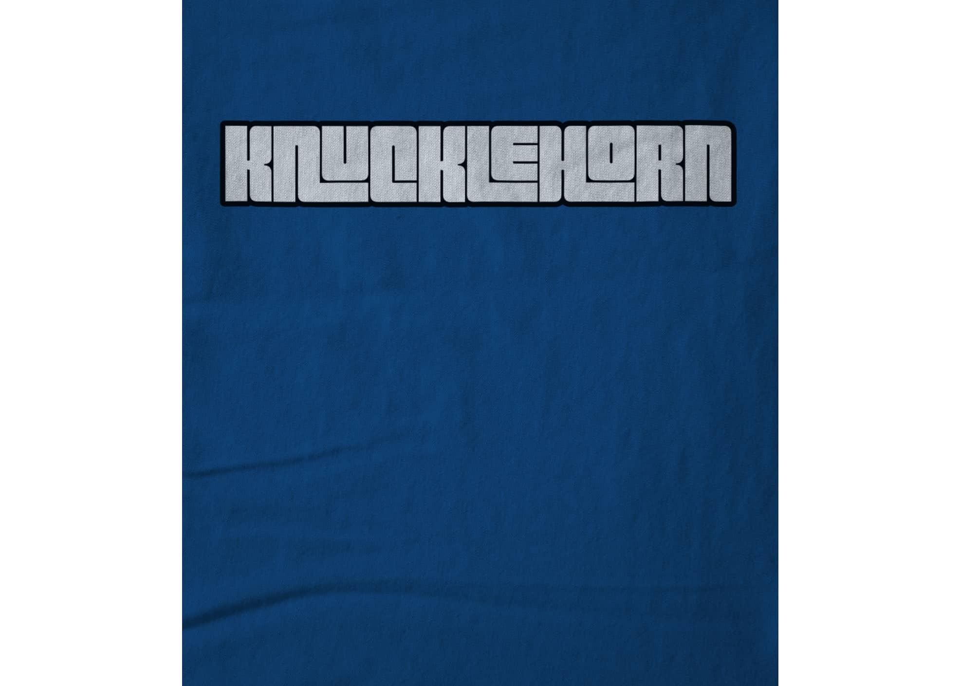 Knucklehorn knucklehorn basic   royal blue 1614190260