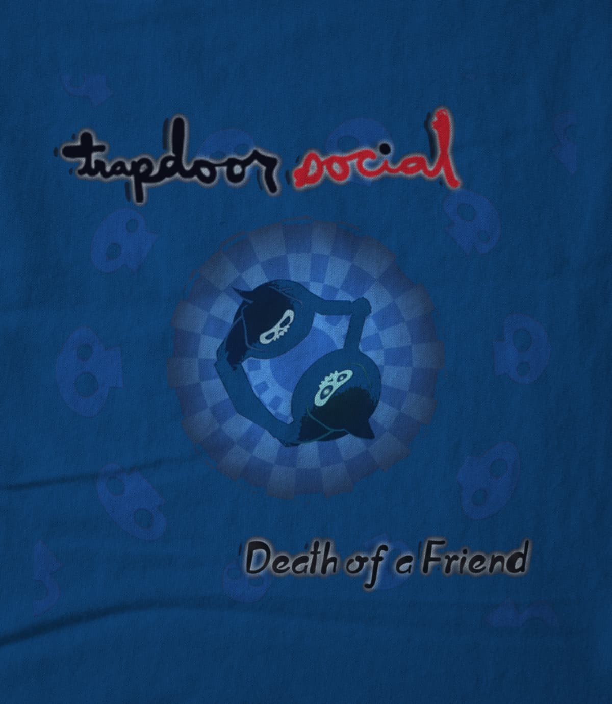 Trapdoor social death of a friend album   black 1481010371