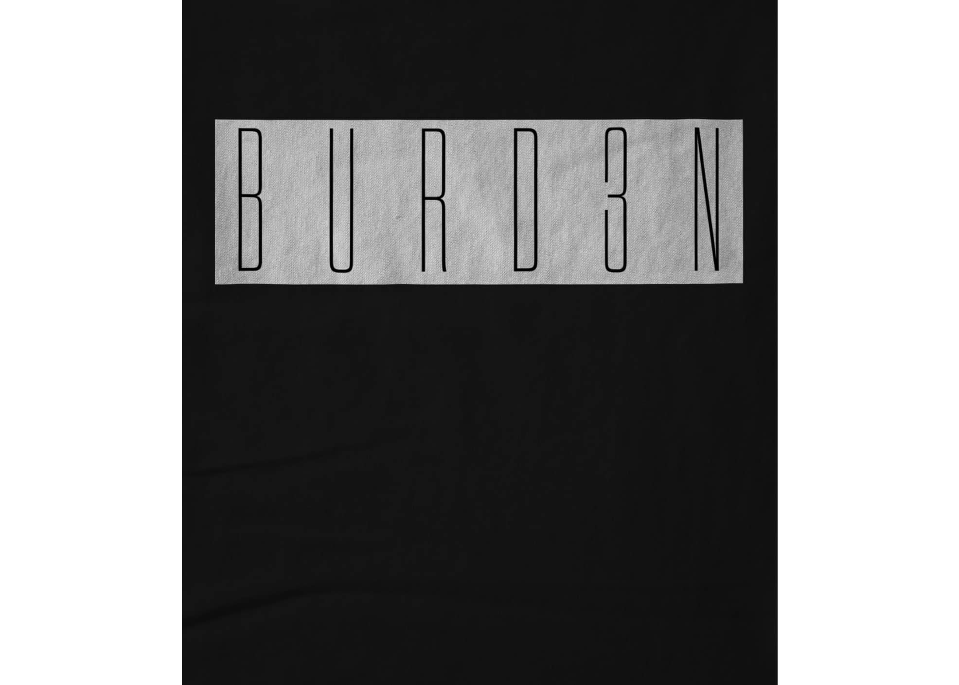 Burden of the sky burd3n   black 1585955447