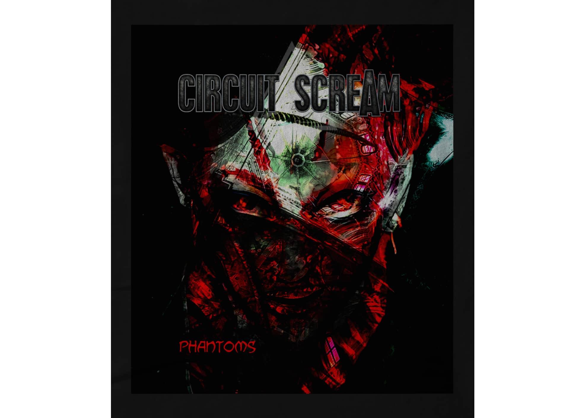 Circuit scream circuit scream  phantoms  cover art 1617323126