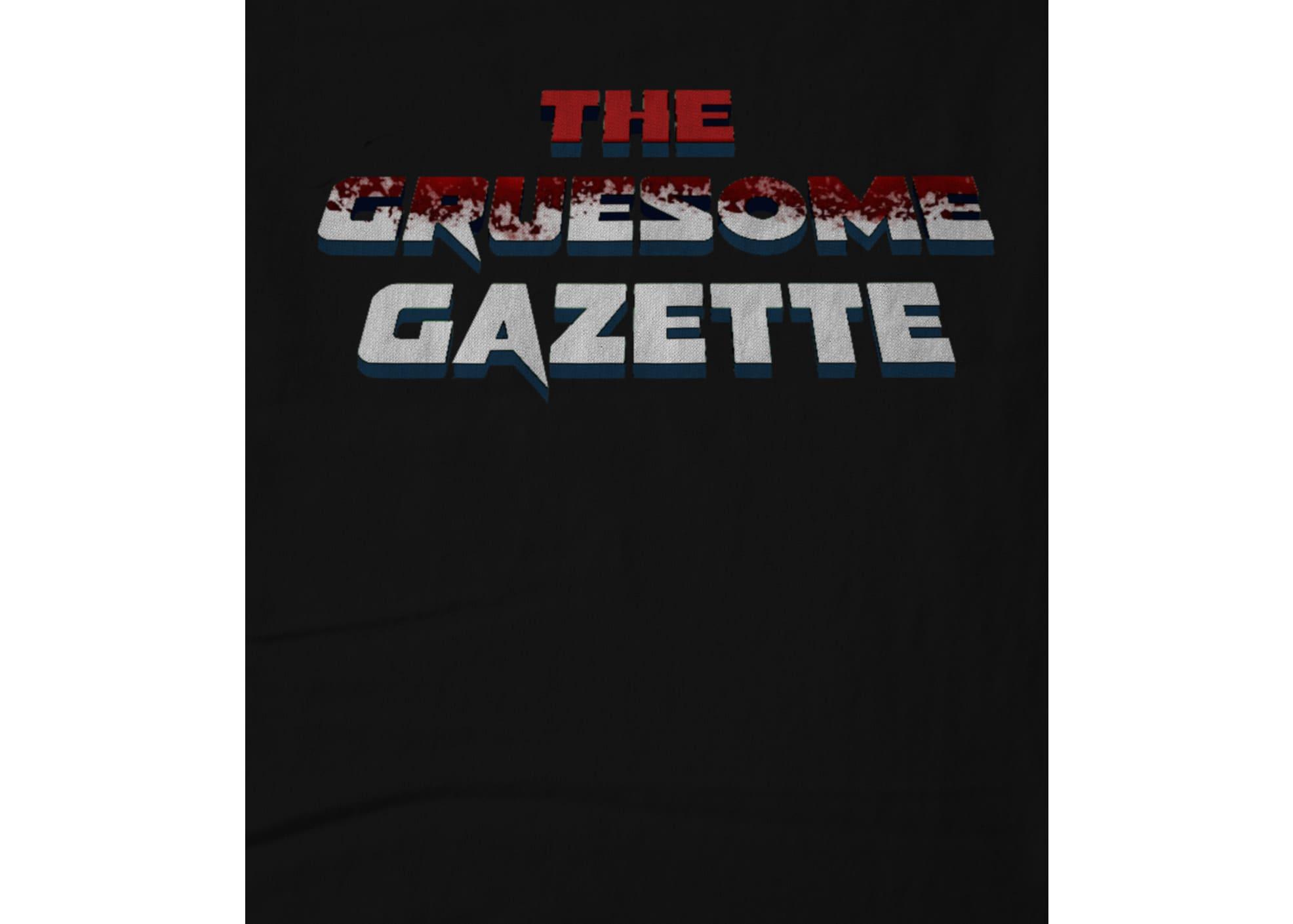 Gruesome gazette logo 1602636248