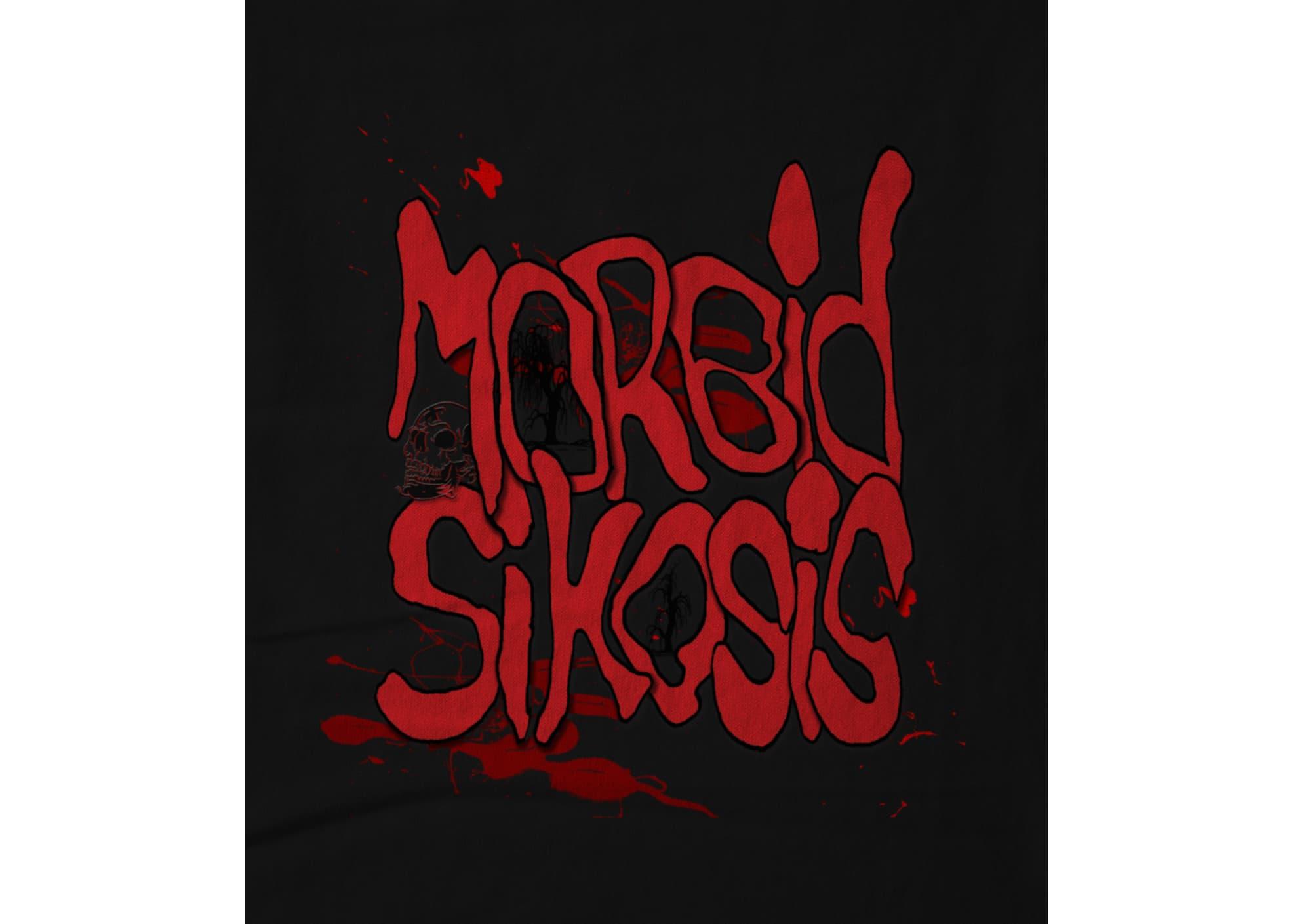 Morbid sikosis morbid  black  1595800572