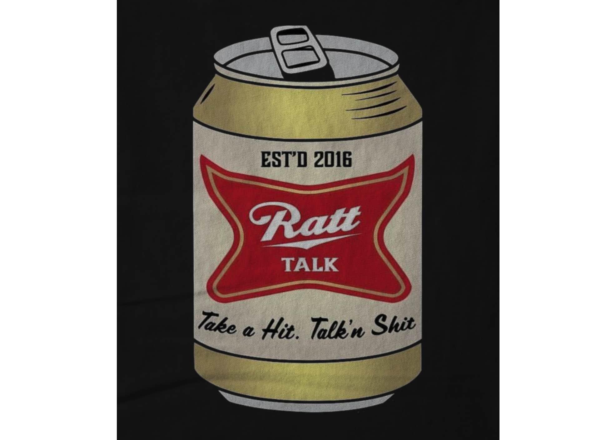 Ratt talk beer logo 1603980250