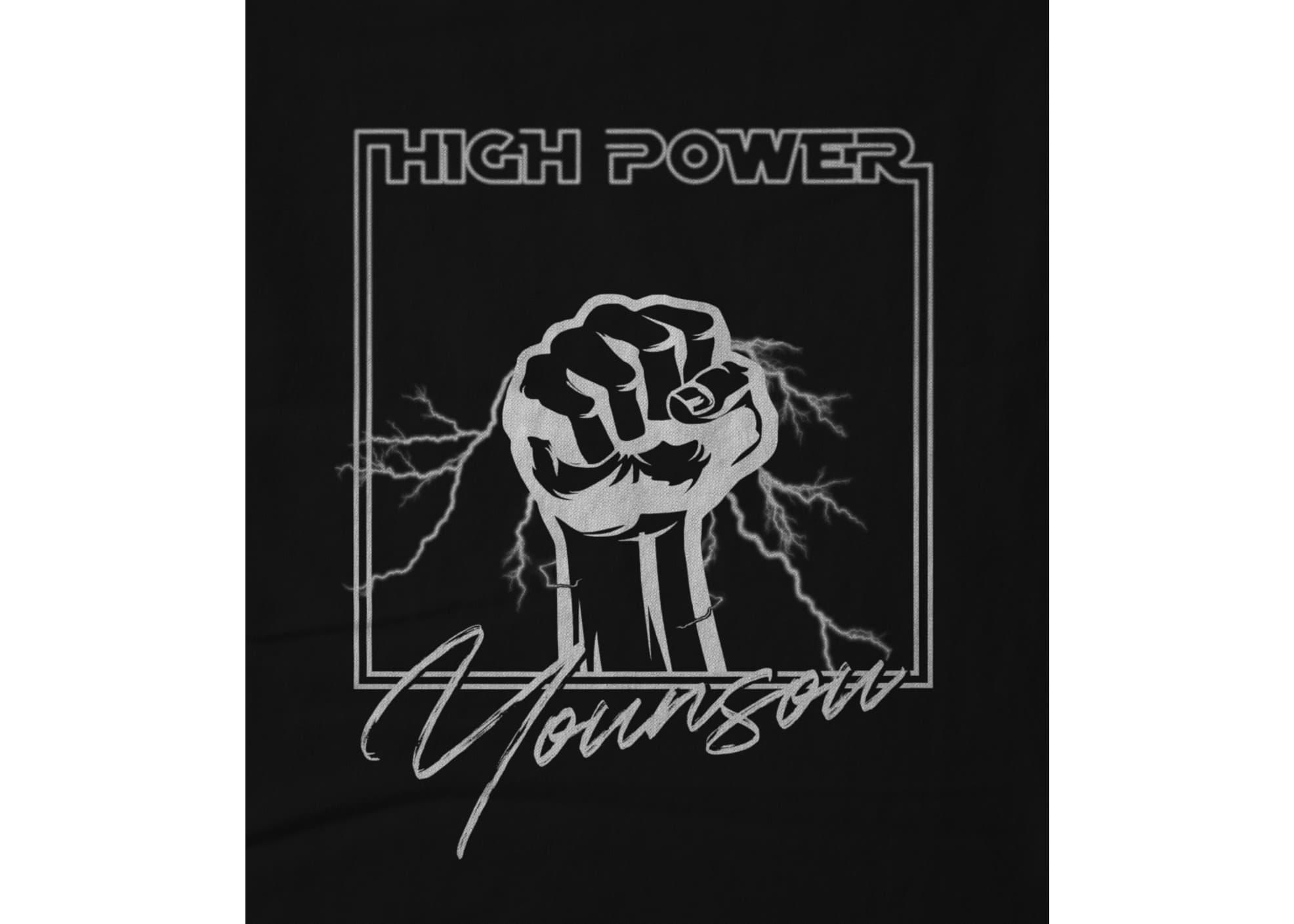 Younsou high power white on black 1625547700