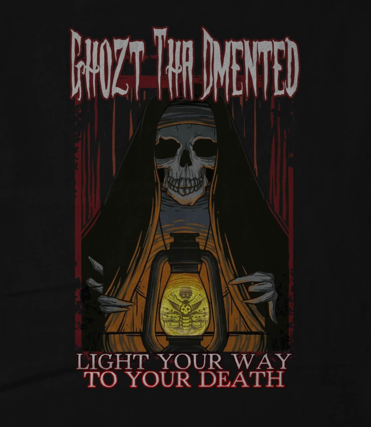 Ghozt tha dmented light your way 1595802463