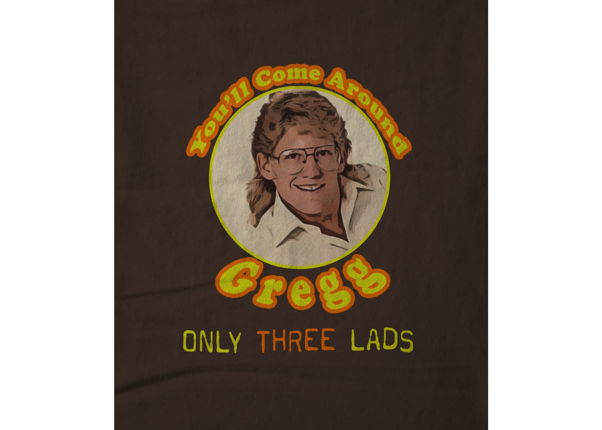 Only three lads you ll come around gregg 1605736382
