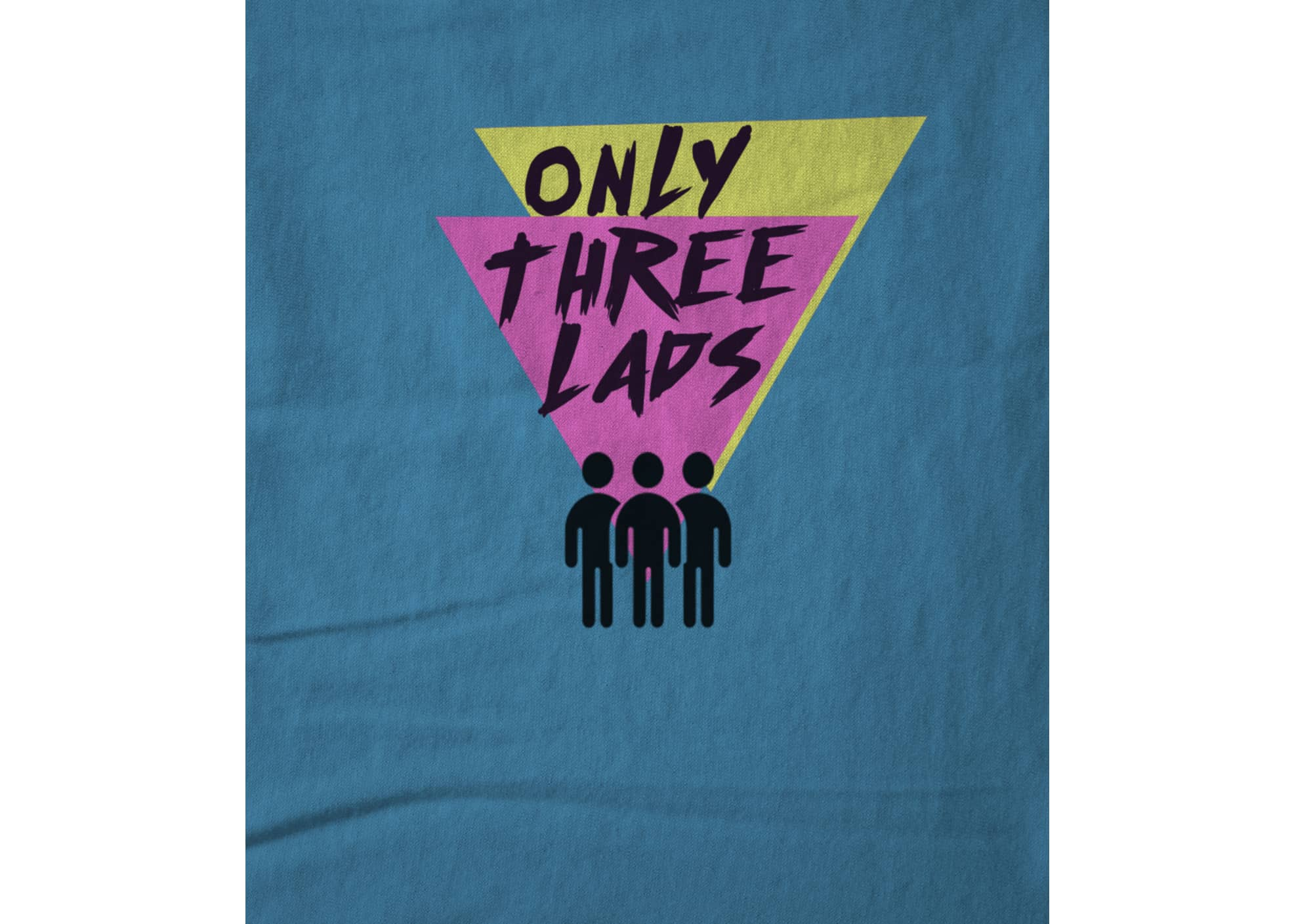 Only three lads o3l   triangles  sapphire  1579510353