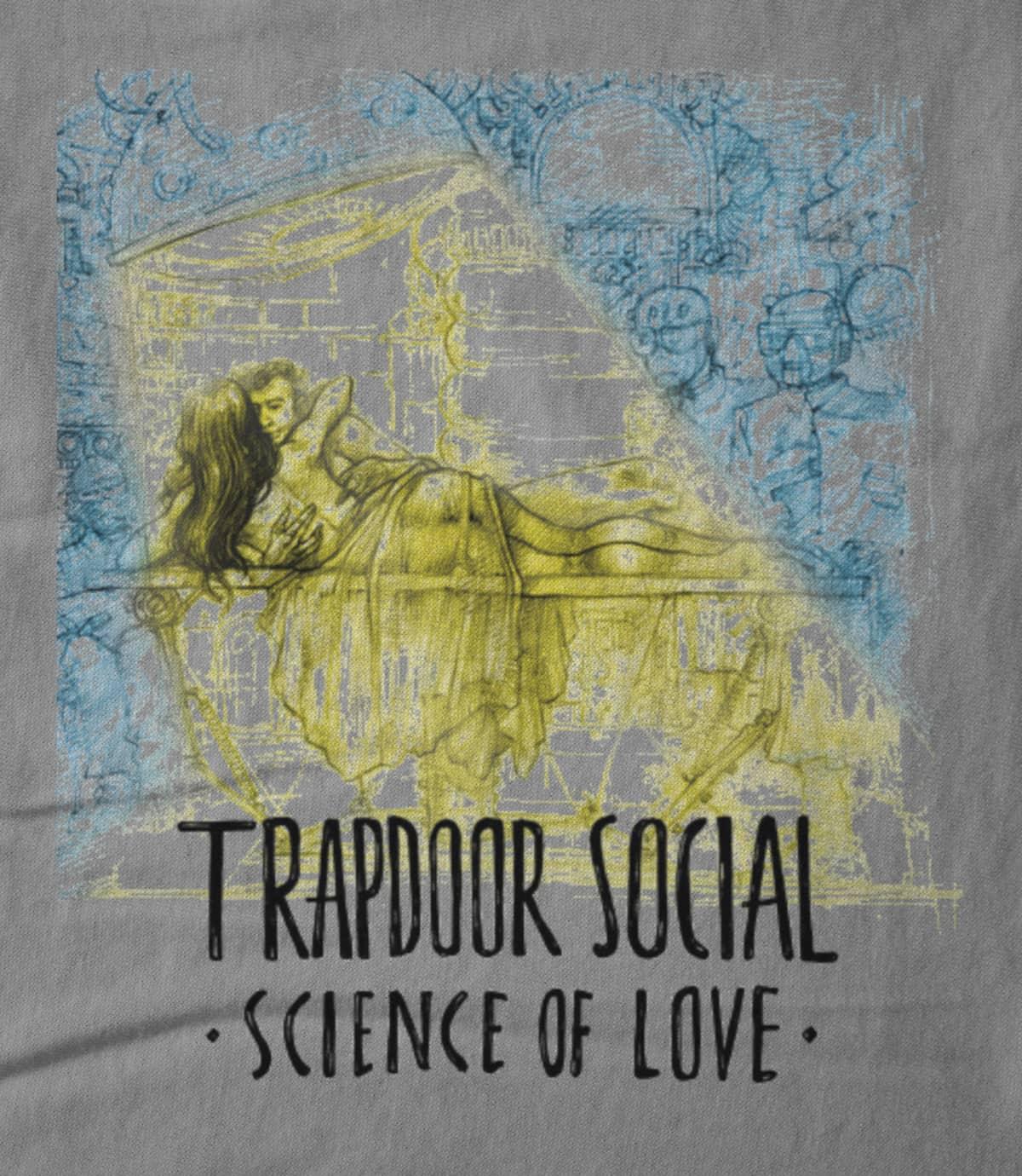 Trapdoor social science of love artwork 1481009854