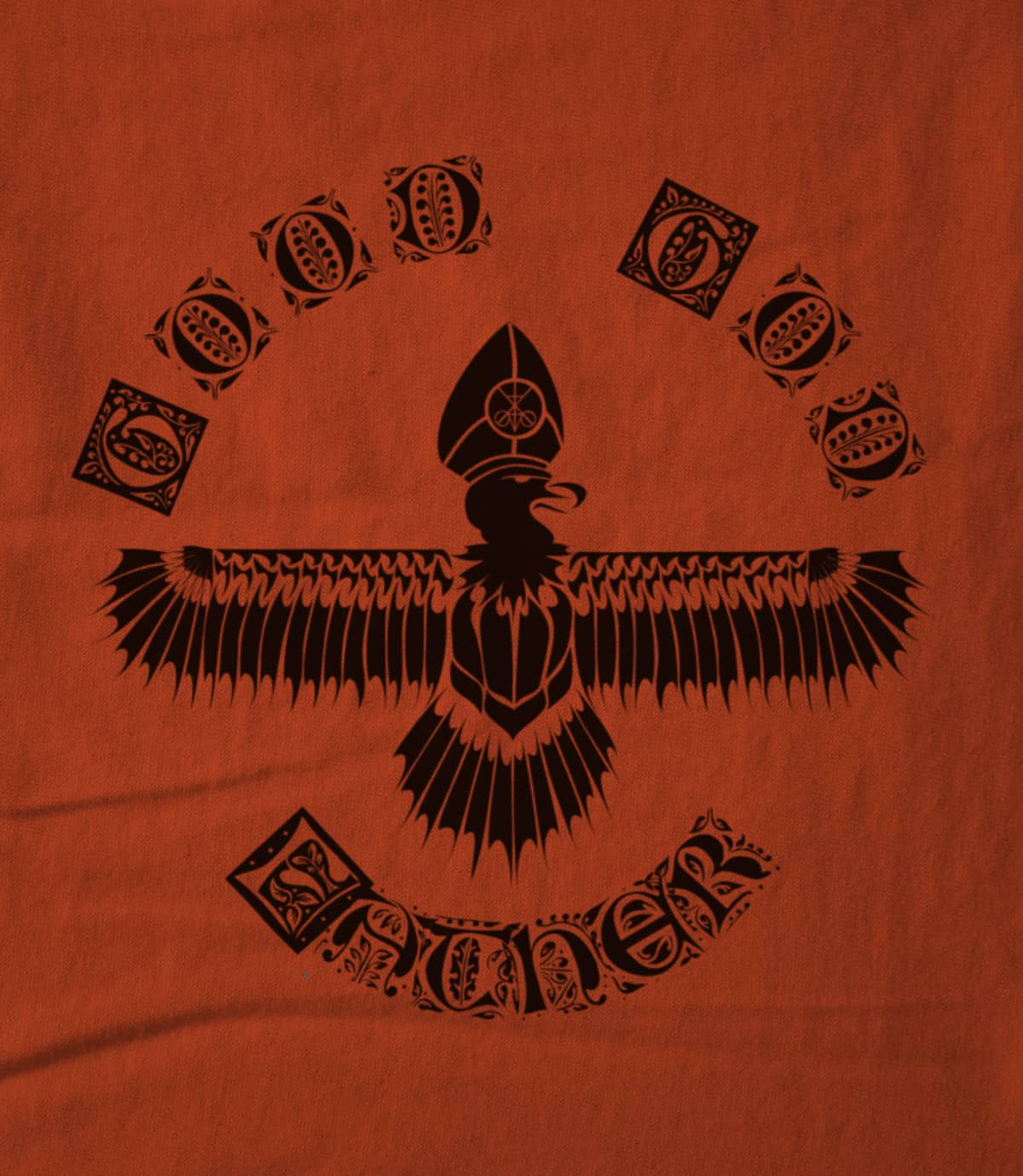 Good god father pope simon vulture ggf logo 1621929408