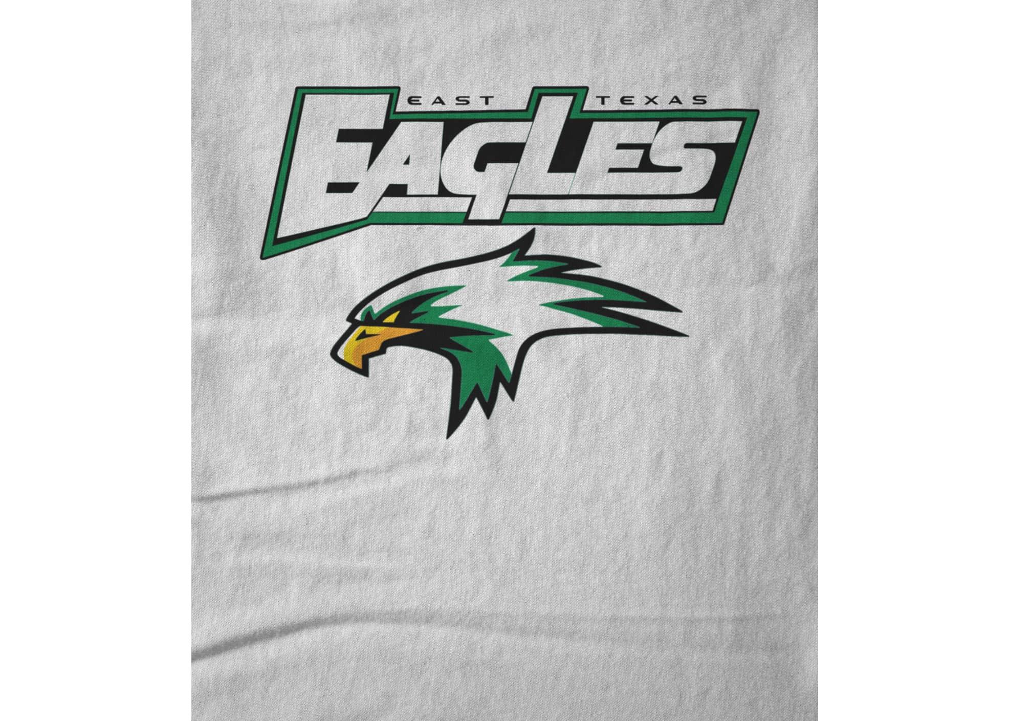 Etxeagles eagles white tee w logo 1614379724