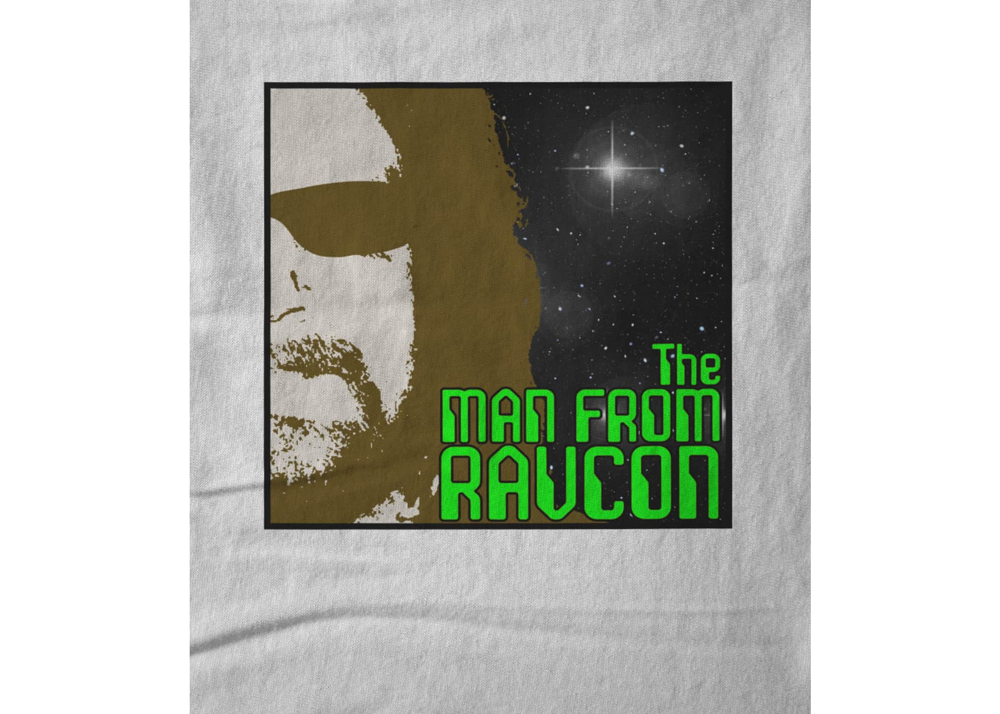 The man from ravcon logo 1528462356