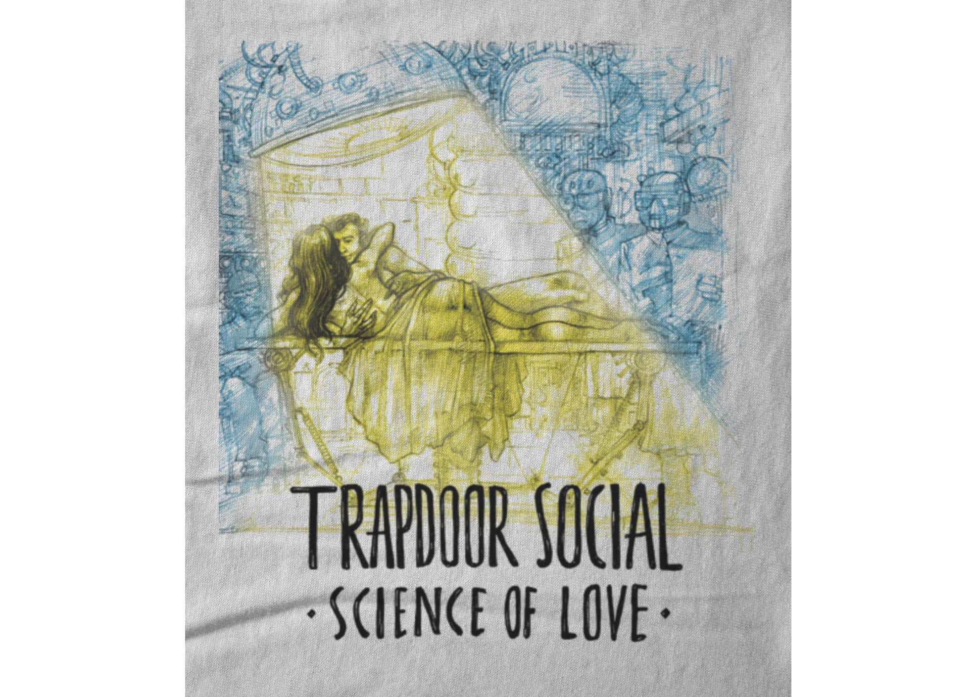 Trapdoor social science of love artwork 1481009854
