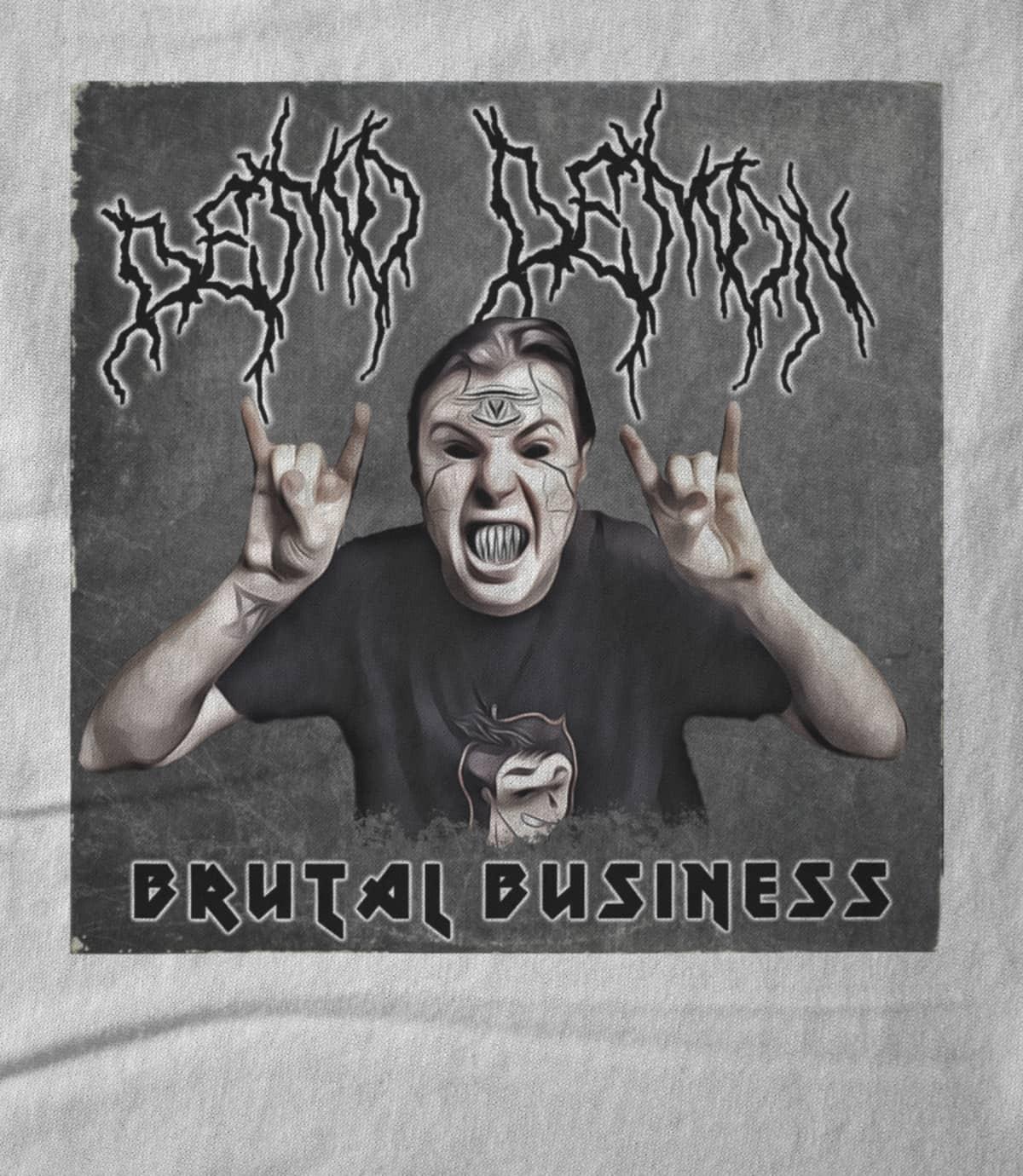 Demo demon metal record 1593290093