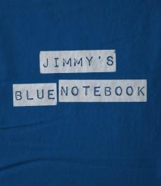 Jimmy's Blue Notebook