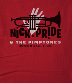 Nick Pride and The Pimptones