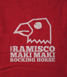 The Ramisco Maki Maki Rocking Horse