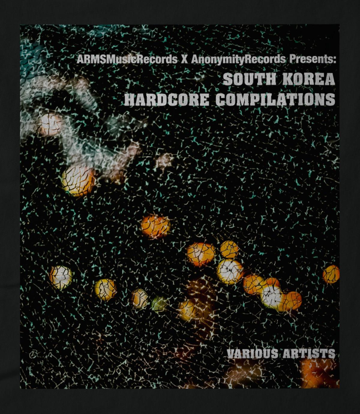 Armsmusicrecords s korea hardcore compilation 1547313865