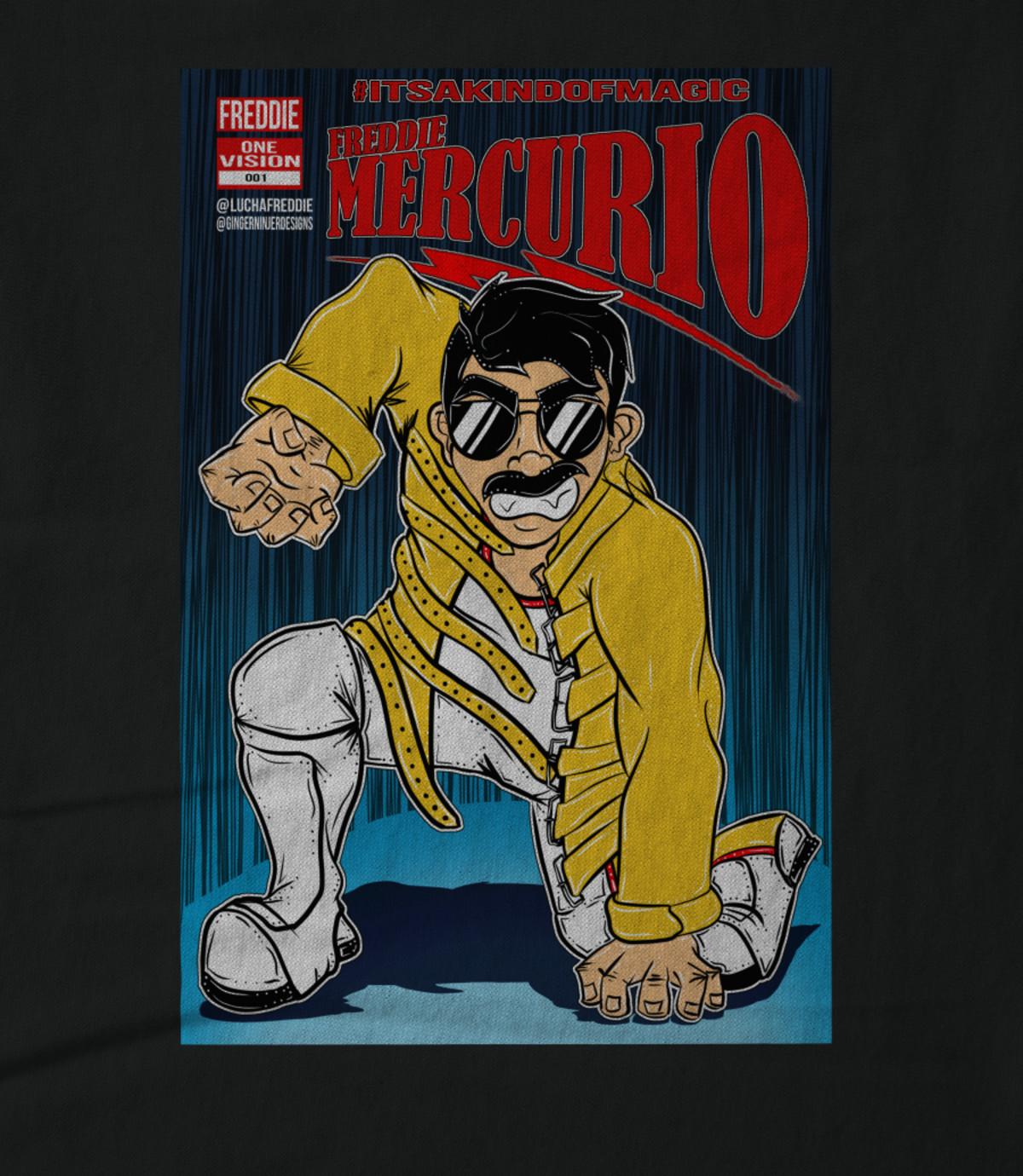 Freddie mercurio uncanny freddie 1509479755