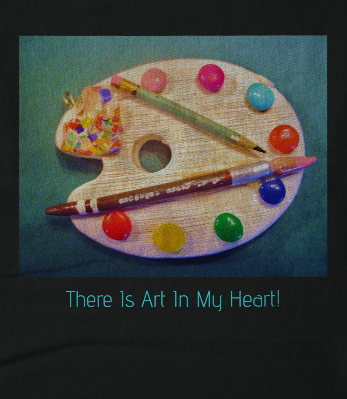 Matthew f  blowers iii there is art in my heart  1505397993