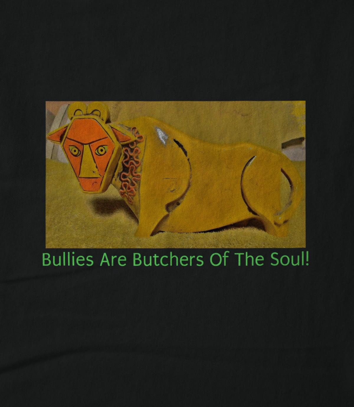 Matthew f  blowers iii  c  2017 bullies are butchers of the soul  1506272710