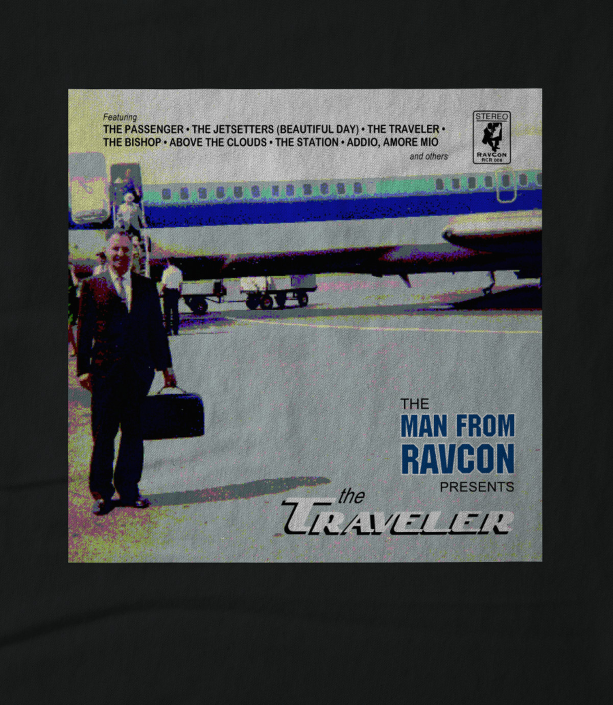 The man from ravcon the traveler 1484320519