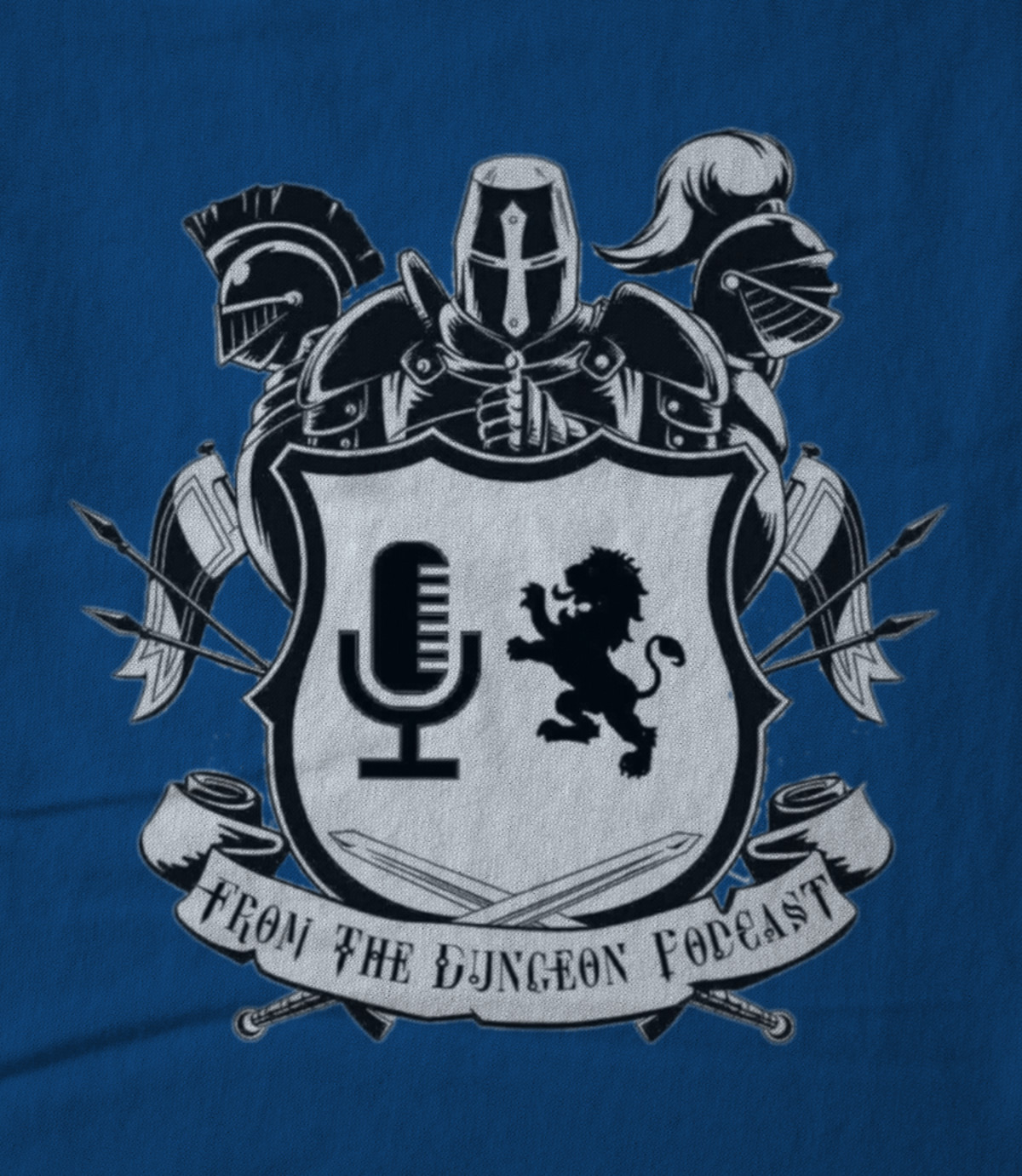 From the dungeon podcast  podcast logo 1526831537