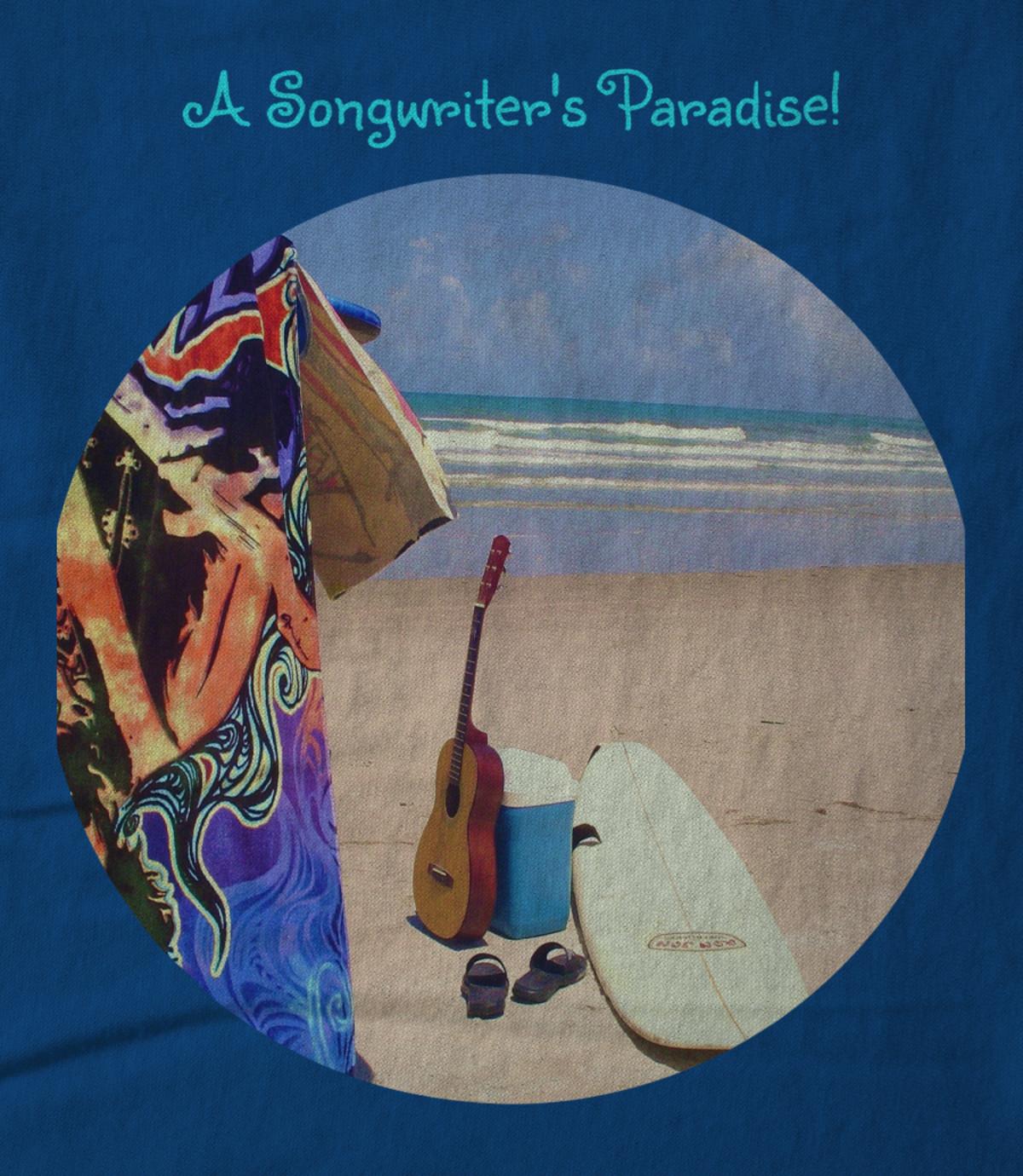 Matthew f  blowers iii a songwriter s paradise  1505318285