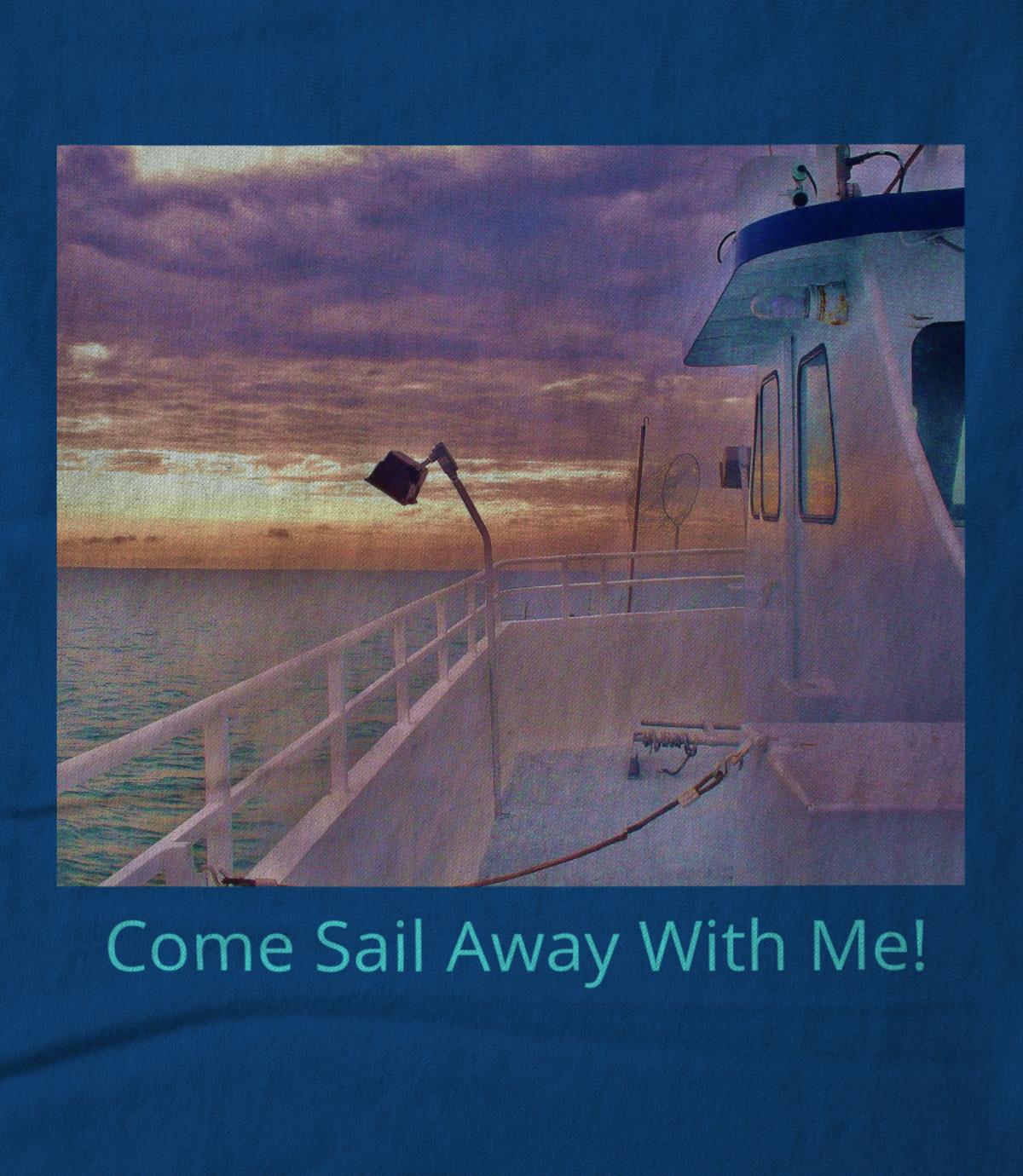Matthew f  blowers iii come sail away with me  1505848564