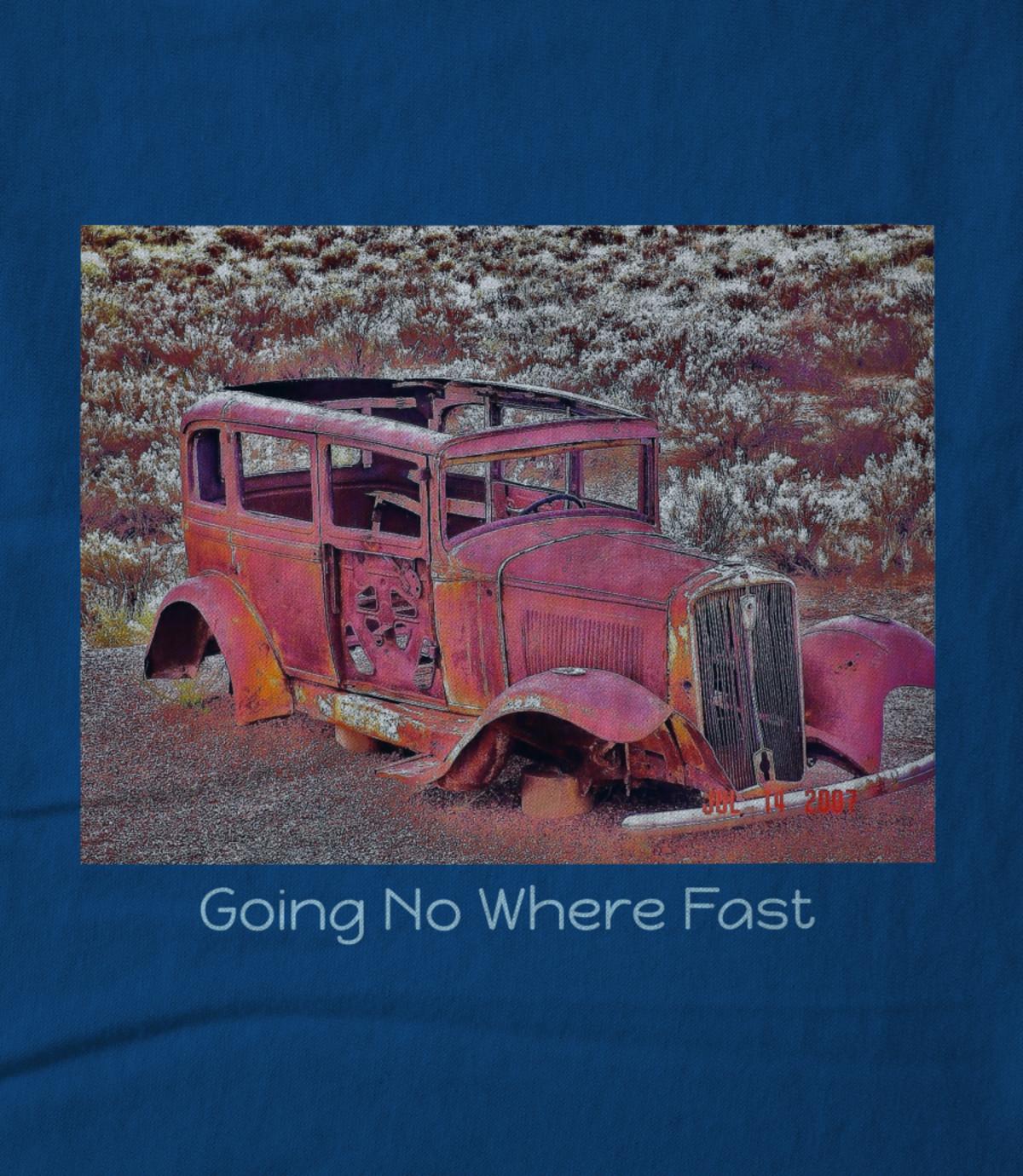 Matthew f  blowers iii going no where fast  1505932732