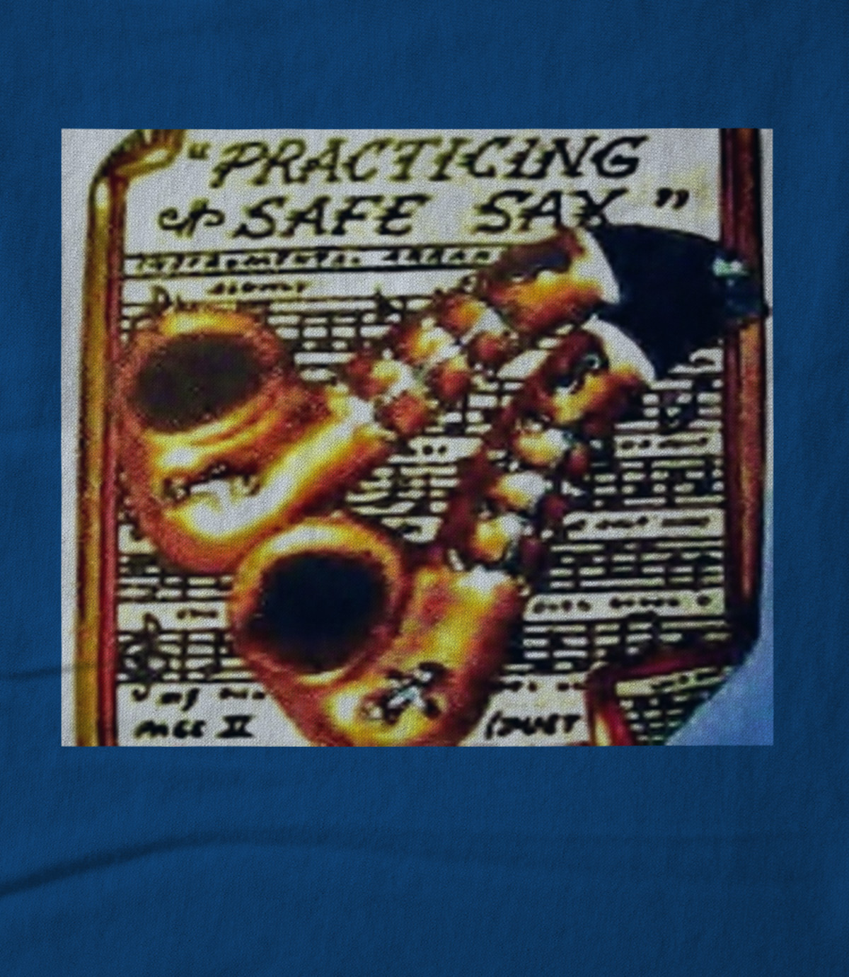 Matthew f  blowers iii practicing safe sax  1505324227