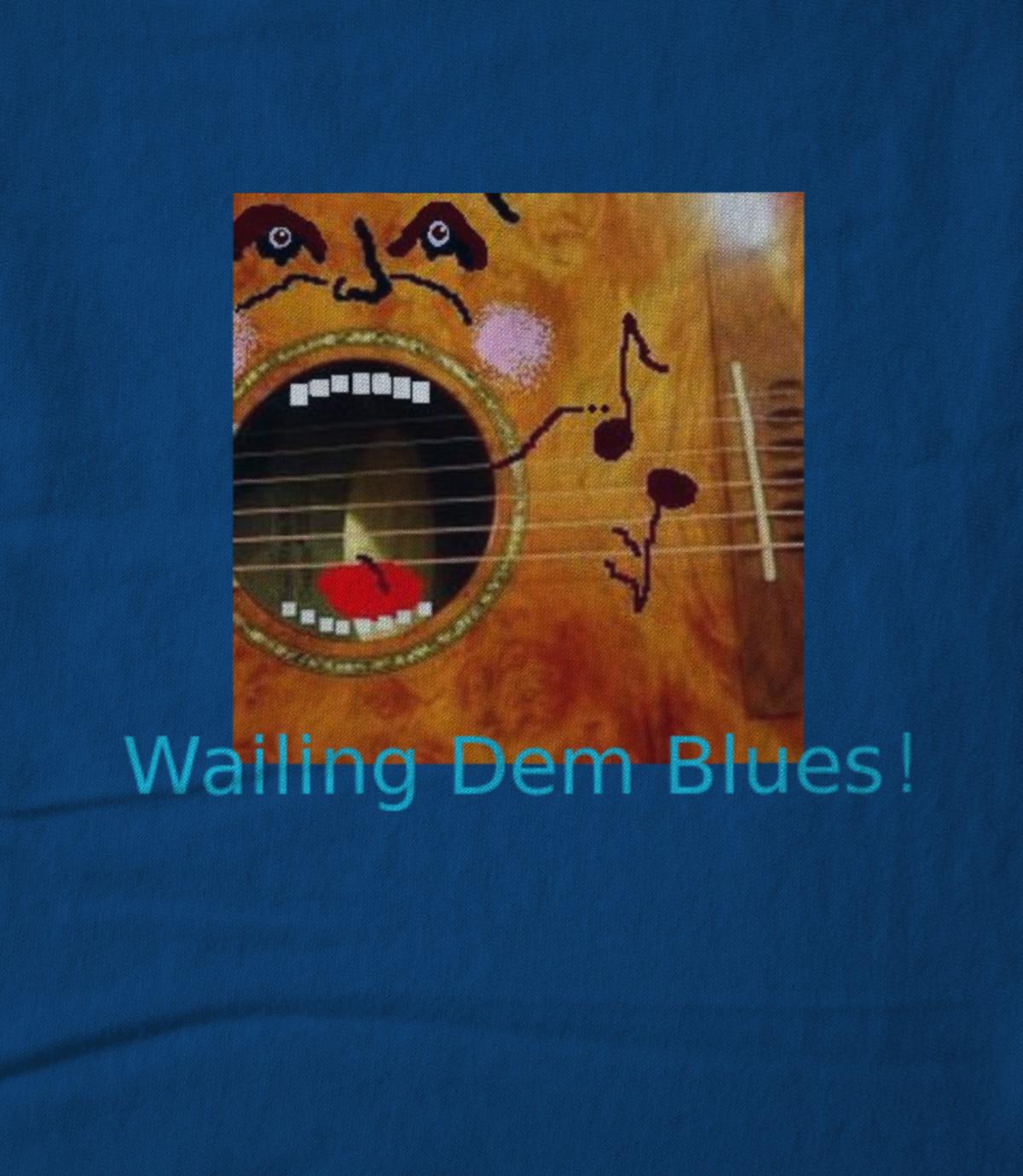 Matthew f  blowers iii wailing dem blues   1505323805