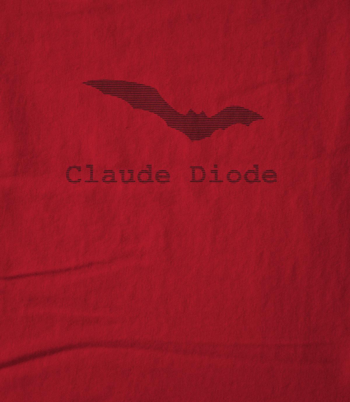 Claude diode claude diode   claude diode bat logo  1507940541