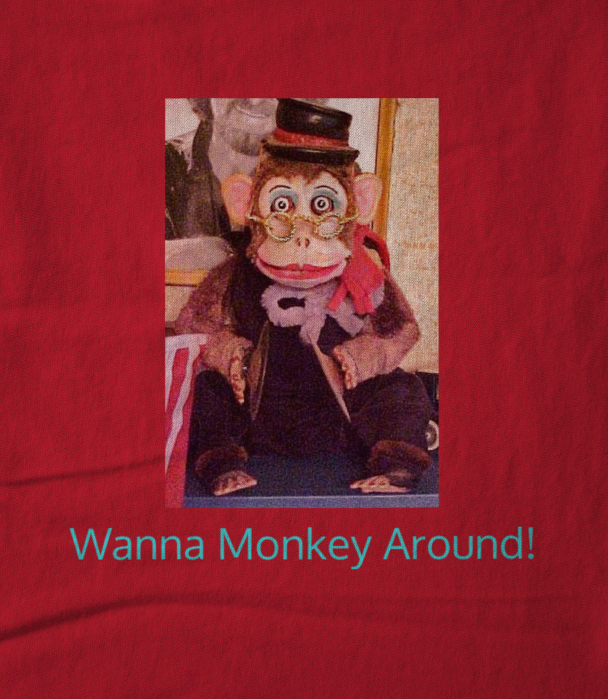 Matthew f  blowers iii wanna monkey around  1505393819
