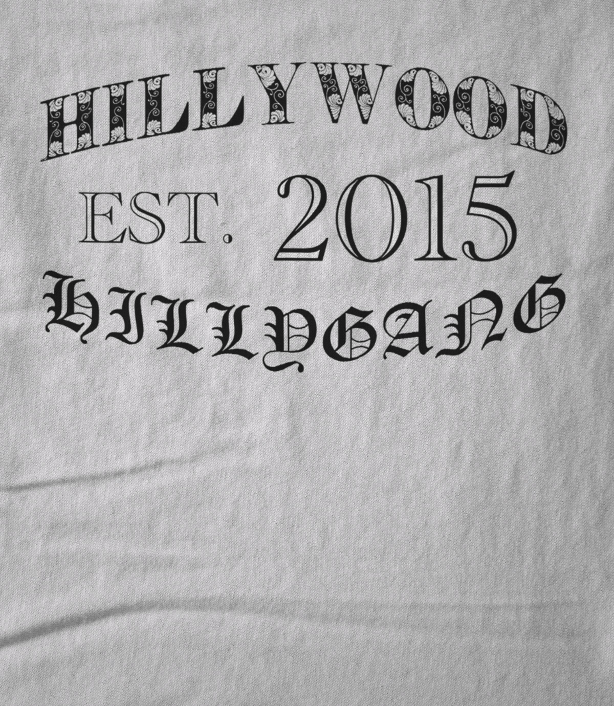 Hillywood music hilly gang  white  1520767750