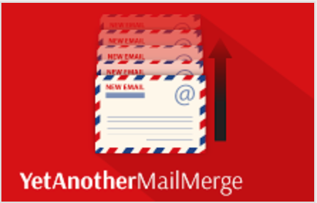 Yet Another Mail Merge