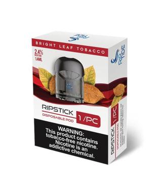 Bright Leaf Tobacco - RipTide Disposable POD