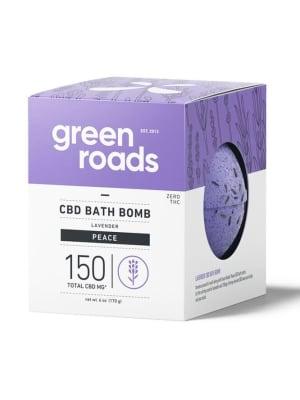 Green Roads CBD Bath Bomb